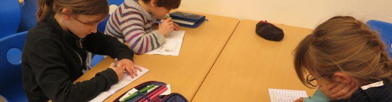 Lernbereiche