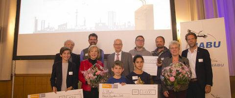 Schulhofprojekt gewinnt 2. Platz beim Hanse-Umweltpreis